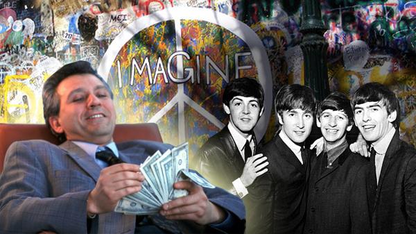 Prodloužení copyrightu kapely Beatles
