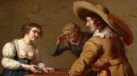 jan van Bijlert backgammon