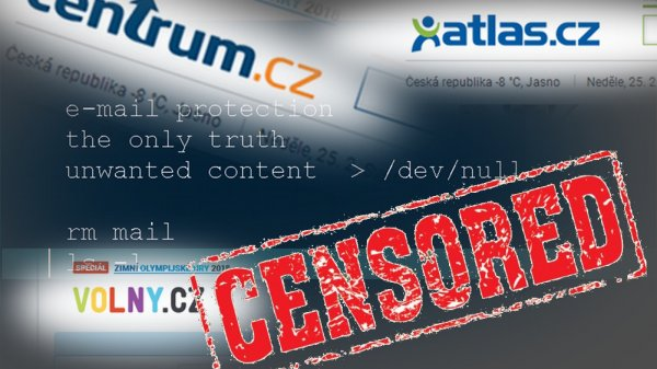 dev/null censored