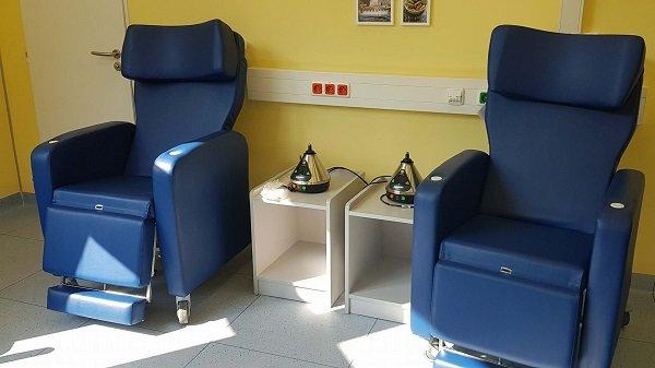 Vaporizacní centrum ve Fakultní nemocnici sv. Anny v Brne