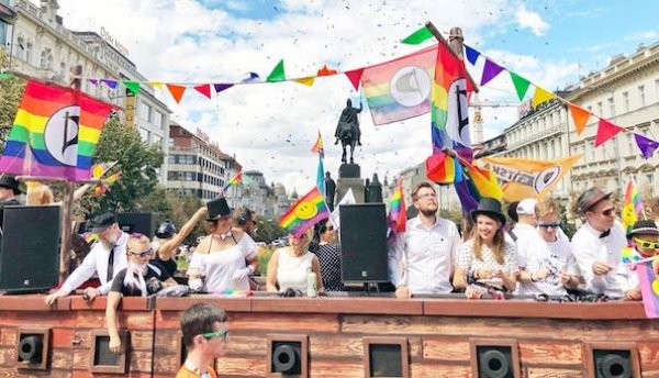 Prague Pride cover