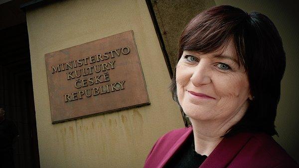 lenka kozlova-ministerstvo kultury